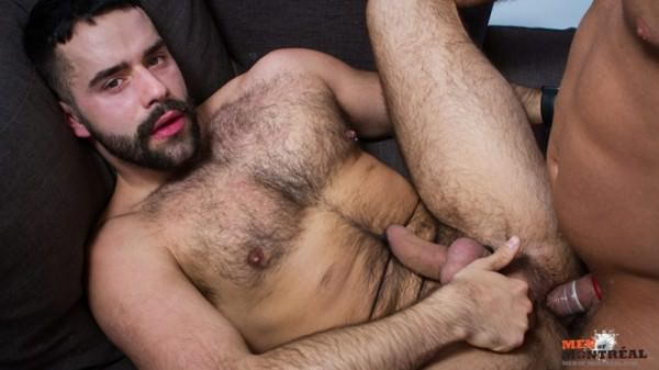 MenOfMontreal Teddy Torres And Mateo