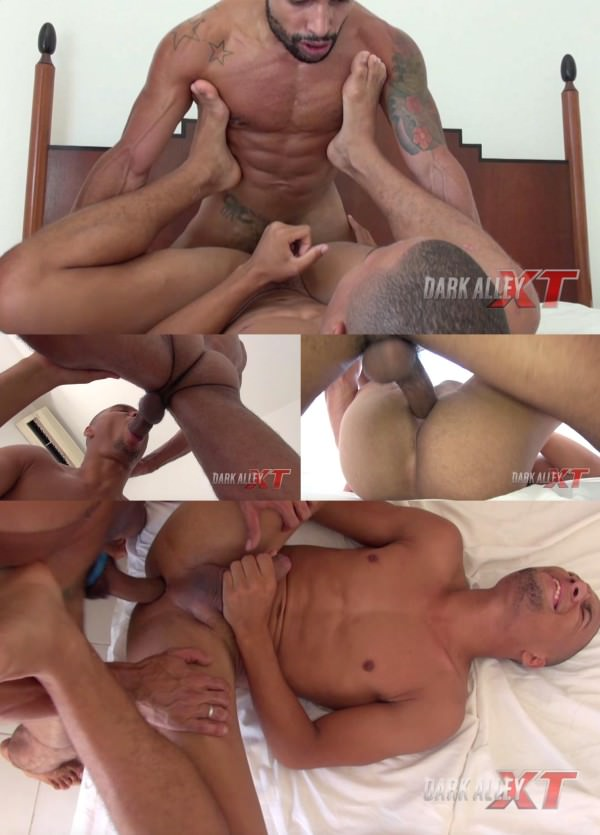 DarkAlleyXT Two Loads for You Victor Zavatt Junior Marques Bareback