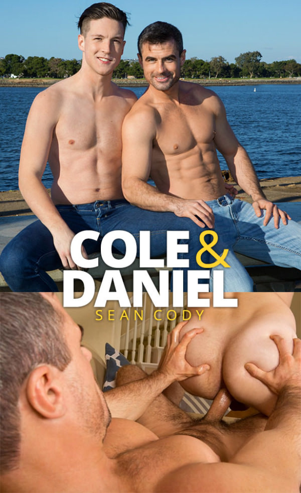 SeanCody Daniel bangs Cole raw
