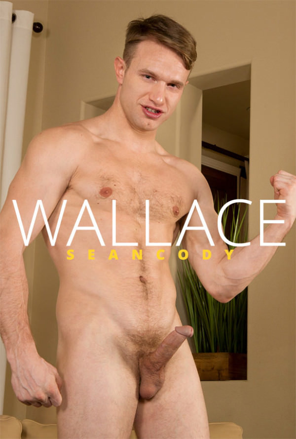 SeanCody Wallace rubs one out Solo