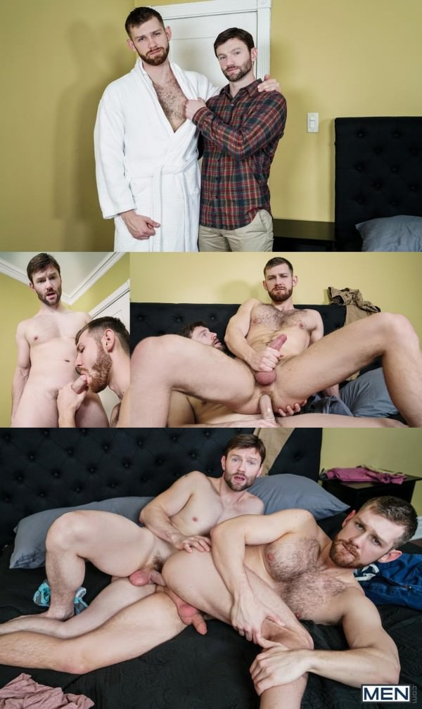 DrillMYHole Slut Cash Part 3 Dennis West Jacob Peterson Men.com