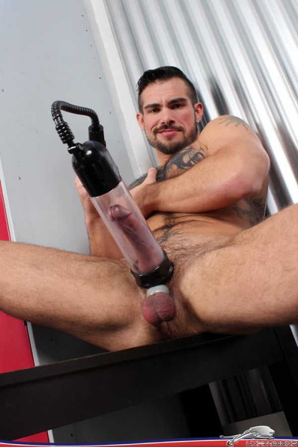 UkHotJocks LockerJock Aarin Asker Solo