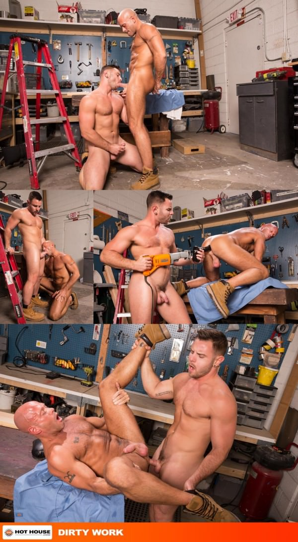 HotHouse Dirty Work Coby Mitchell Nick Sterling