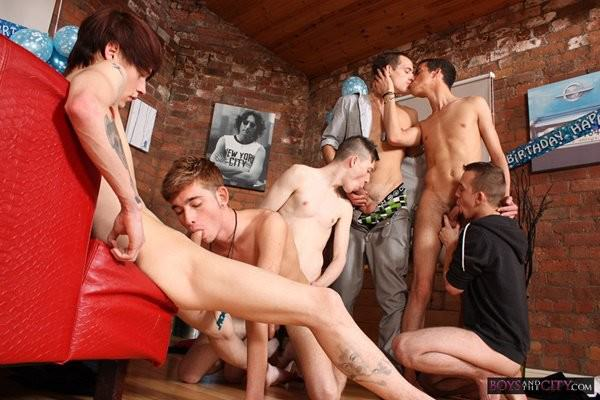 TxxxmStudios The Party Comes To A Climax BoysAndTheCity
