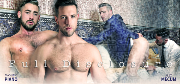 Menatplay Full Disclosure Massimo Piano Alex Mecum
