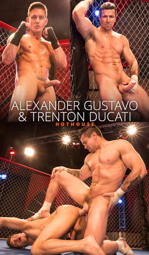 HotHouse TKO Total Knockouts Trenton Ducati pounds Alexander Gustavo