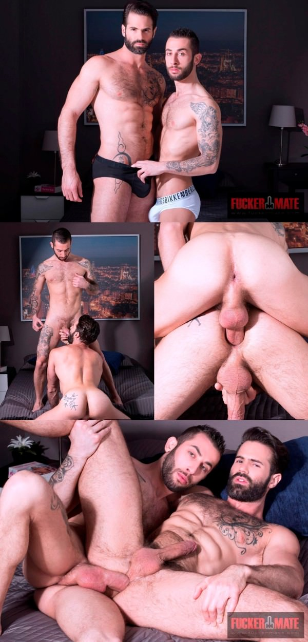 FuckerMate Eat My Meat Alejandro Torres and Dani Robles Bareback