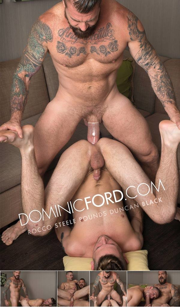 DominicFord Duncan's Daddies: Duncan Black And Rocco Steele