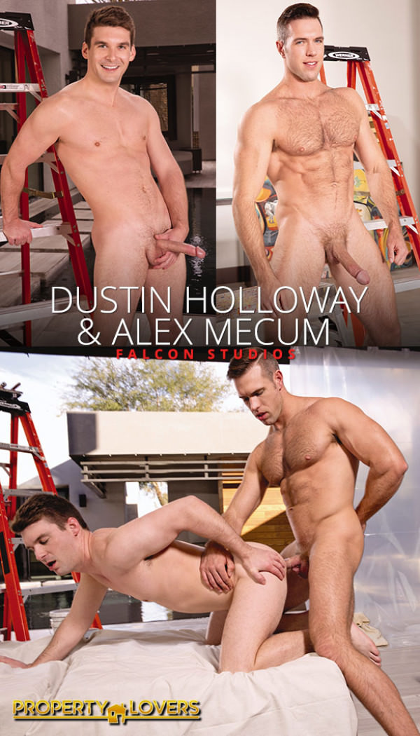 FalconStudios Property Lovers Alex Mecum fucks Dustin Holloway