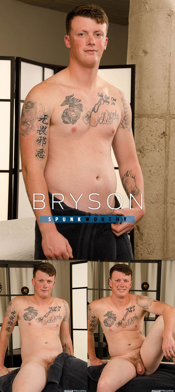 SpunkWorthy Bryson's Massage