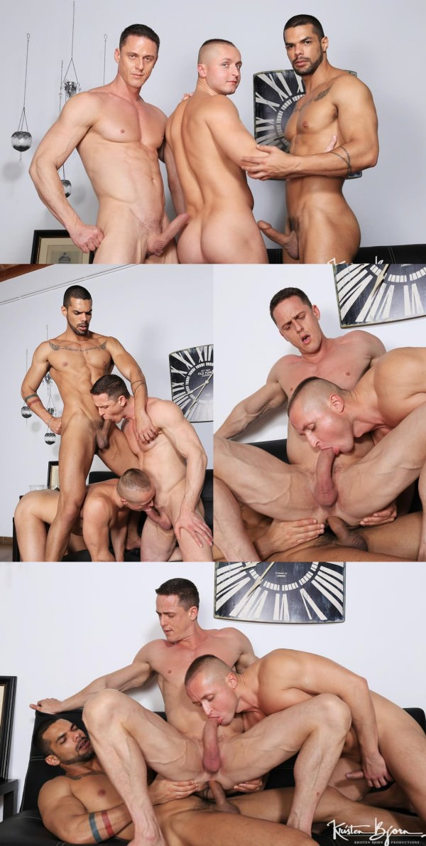 KristenBjorn Full Of Spunk Ivan Gregory, Denis Sokolov Lucas Fox Bareback