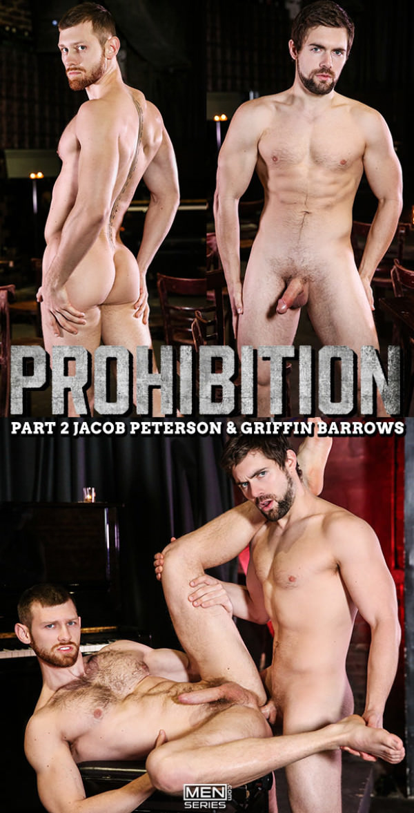 Str8 to Gay Prohibition Part 2 Griffin Barrows Jacob Peterson Men.com