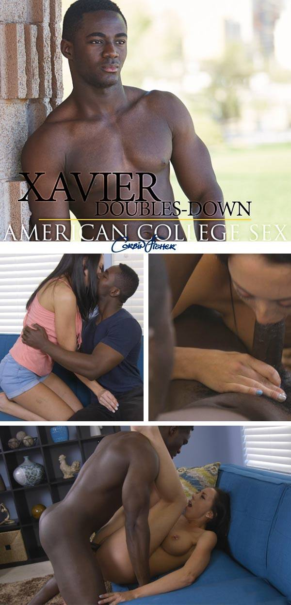 CorbinFisher Xavier Doubles Down