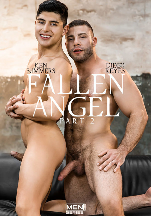 Men.com Fallen Angel, Part 2 Diego Reyes fucks Ken Summers DrillMyHole