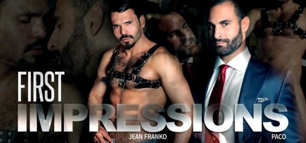 MenAtPlay First Impressions Jean Franko Paco First