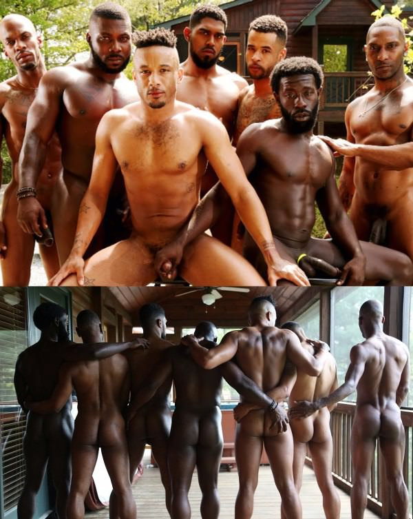 BreedItRaw 50 Shadez of Black Part 1 feat. The Big 7 XL, Romance, Kash Dinero, Chino Blacc, Diego, Max Dean, Milk