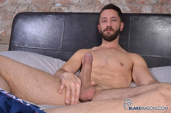 BlakeMason Handsome Bearded Hunk Sam Solo