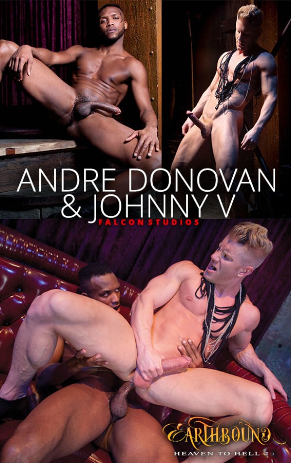 FalconStudios Earthbound: Heaven to Hell 2 - Andre Donovan slams Johnny V
