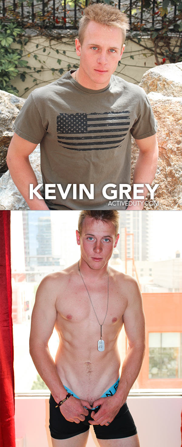 ActiveDuty Kevin Grey Solo