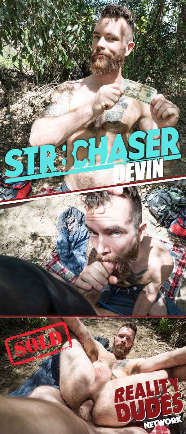 Str8Chaser Devin He Showed Me What He Was Packin' For a Few Bucks RealityDudes