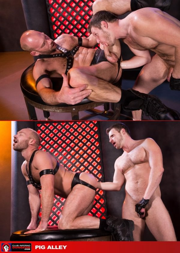 ClubInfernoDungeon Pig Alley Brian Bonds Mike Tanner