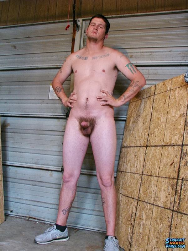 StraightNakedThugs Hard Working Lad Lex Gets His Nut Solo