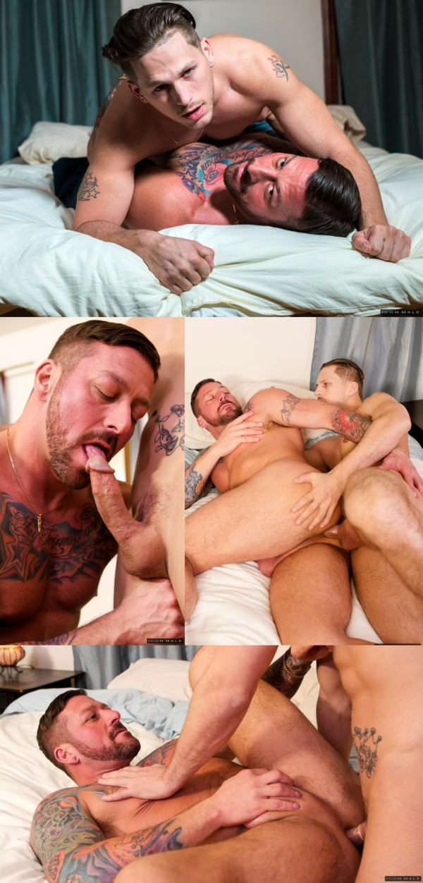 IconMale Keep It Quiet Roman Todd Hugh Hunter
