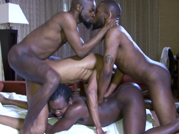BlackBreeders It's Rude to be Late Shaft Jackson, Slade Wilson, King Delight Rude Rasta Bareback