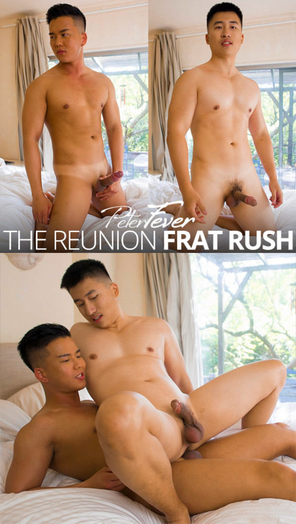 PeterFever The Reunion Episode 2 Frat Rush Alex Chu Kai