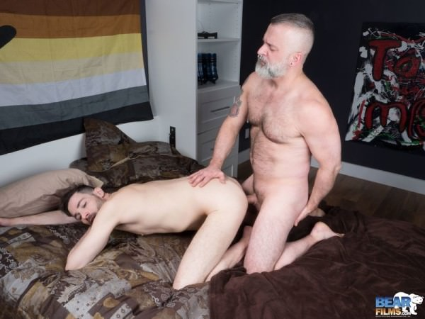 BearFilms Tom Carlton Vincent Viau Bareback