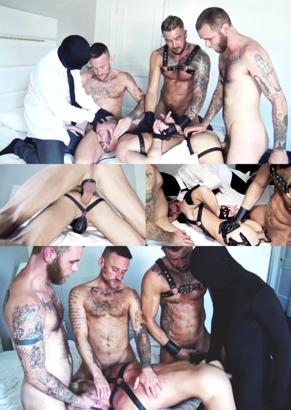 RawFuckClub Leave That Ass Leaking Dolf Dietrich, AD, Jett Rink, Ryan Powers Hoytt Walker Bareback