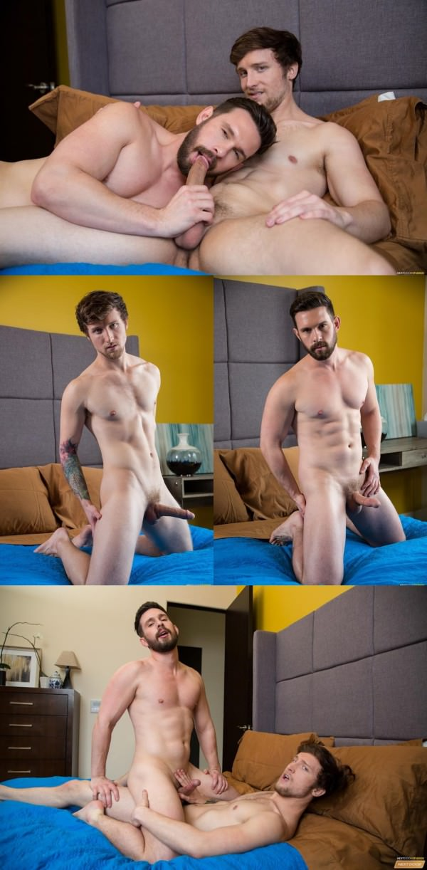 NextDoorBuddies Scotty Zee Hooks Up With Casey Jacks