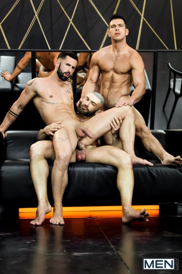 DrillMyHole Dream Fuckers Part 3 Paddy O'Brian, Sunny Colucci Francois Sagat Men.com
