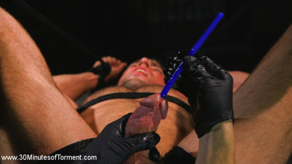 30MinutesOfTorment Muscled God Endures Extreme Torment Alex Mecum