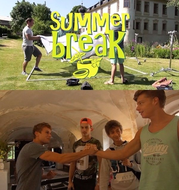 BelAmiOnline Summer Break Part 7 Backstages