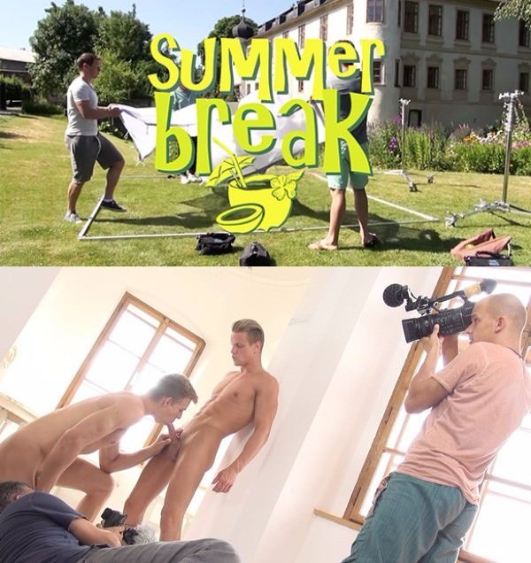 BelAmiOnline Summer Break Part 4 Backstages
