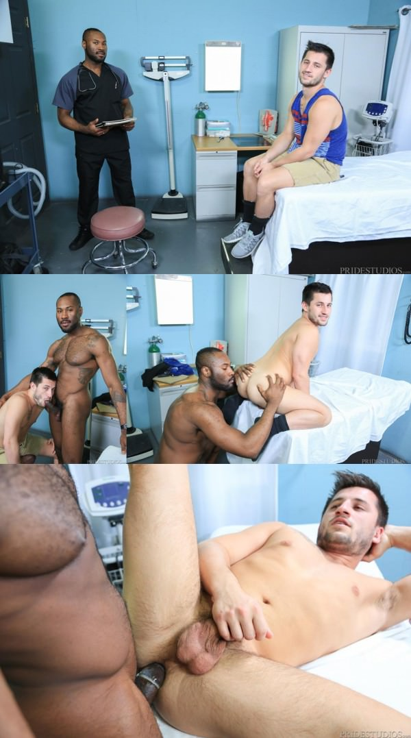 PrideStudios Surprise Doctor Visit Noah Donovan Alex Gray