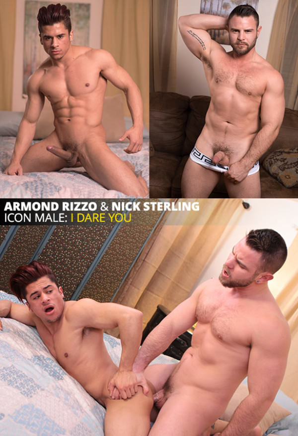 IconMale Truth or Dare Nick Sterling bangs Armond Rizzo