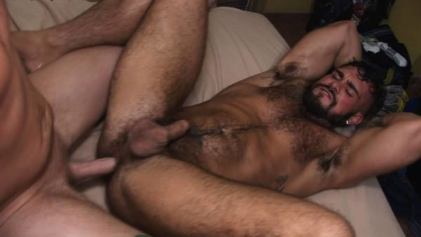 TimFuck Kenny's Raw Fucks Volume 1 Scene 3 Aarin Asker Aaron Block Bareback