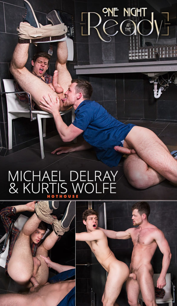 HotHouse One Night at the Ready Kurtis Wolfe drills Michael DelRay