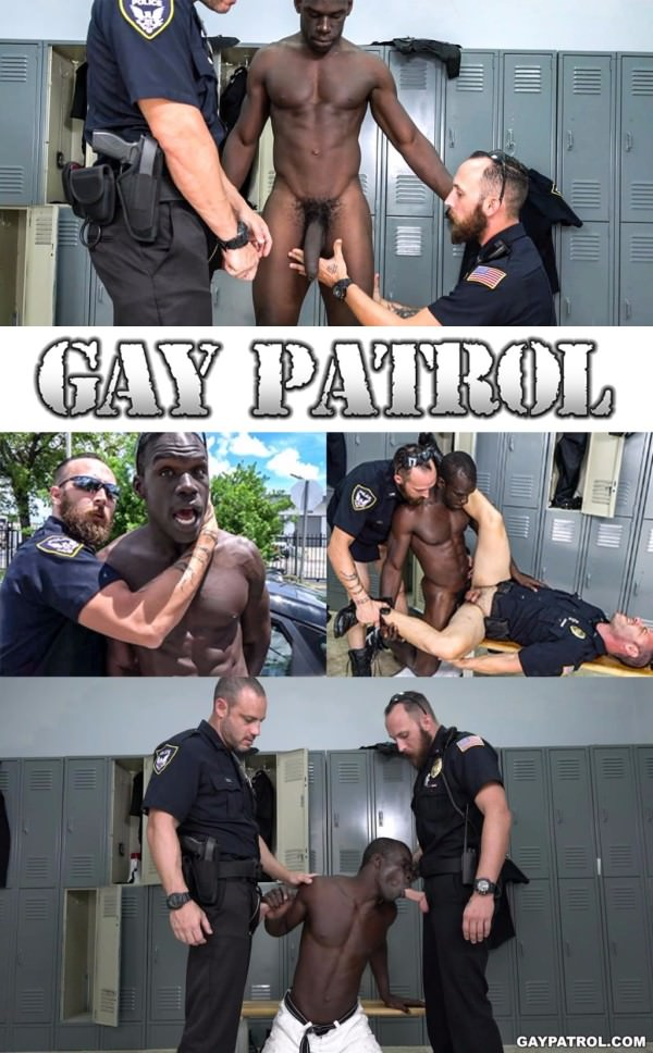 GayPatrol The Bait Car