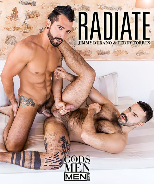 Men.com Radiate Jimmy Durano tops Teddy Torres - GodsofMen