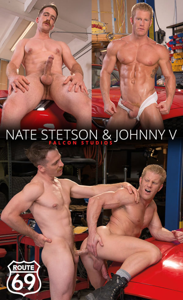 FalconStudios Route 69 Nate Stetson tops Johnny V