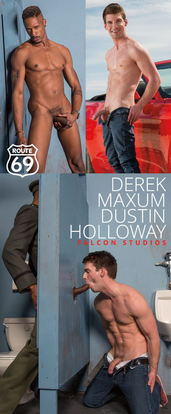 FalconStudios Route 69 Dustin Holloway Derek Maxum service each other