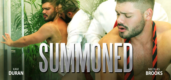 Menatplay Summoned Xavi Duran Nicolas Brooks