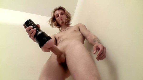 StraightNakedThugs Str8 Boy Polishing His Rocket Kenneth Slayer