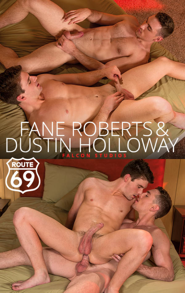 FalconStudios Route 69 Fane Roberts fucks Dustin Holloway