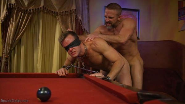 BoundGods Hungry Daddy Fucks Younger Muscled Pain Slut Dirk Caber Connor Patricks