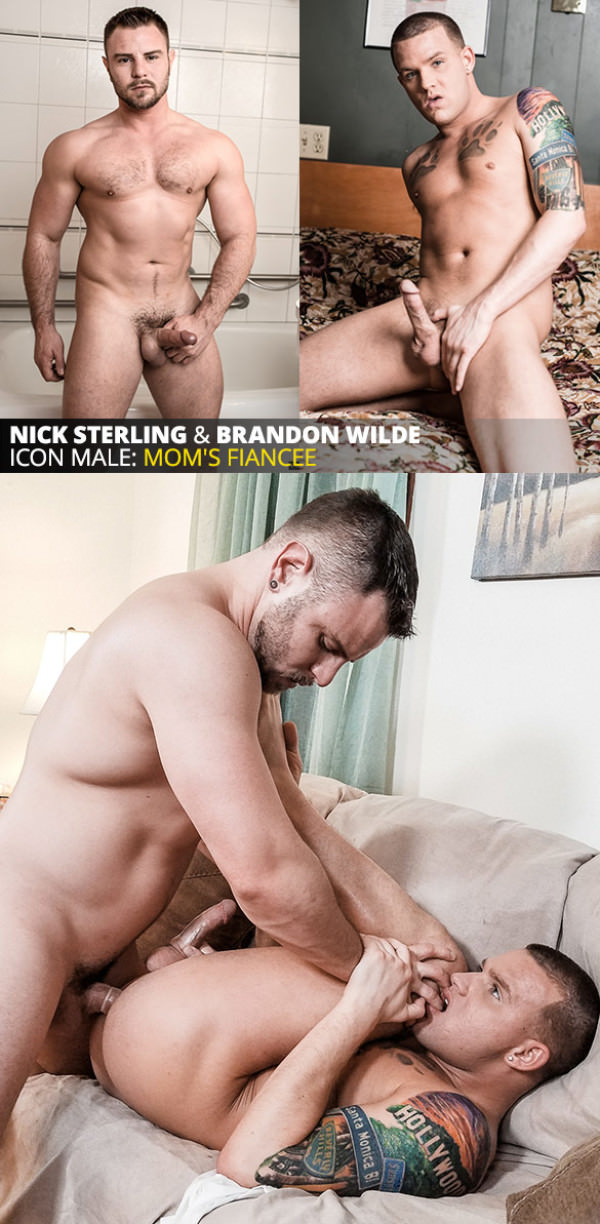 IconMale Coming Out Nick Sterling fucks Brandon Wilde