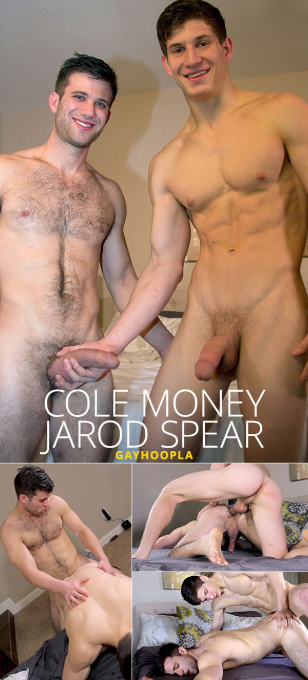 GayHoopla Cole Money and Jarod Spear fuck each other